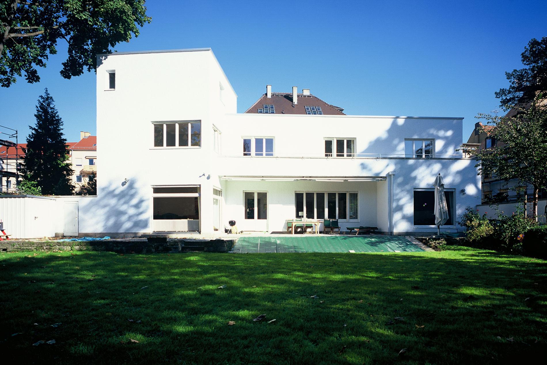 einfamilienhaus m nchen 06 autharistr wollmann architekten. Black Bedroom Furniture Sets. Home Design Ideas